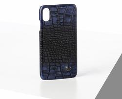 Rino - Unisex Iphone Xs Max Lacivert